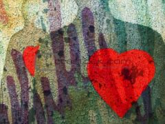 AcommeAmour_ 2 coeurs_http://www.crestock.com/image/678297-Trouble-of-love-series.aspx